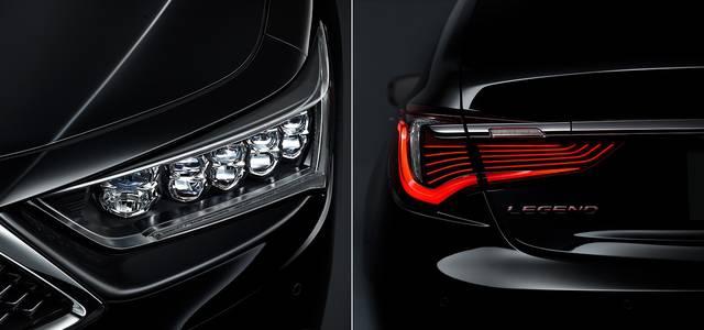 Honda Media Website|4輪製品リリース『「LEGEND」をマイナーモデルチェンジして発売』 (23322)