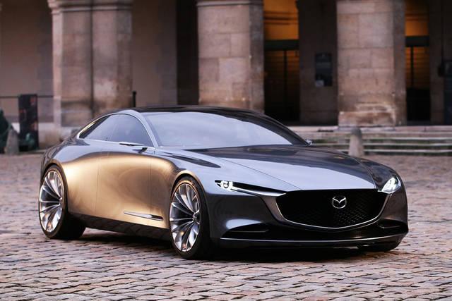 【MAZDA】「マツダ VISION COUPE」がフランスにて「最も美しいコンセプトカー」に選出|ニュースリリース (23440)