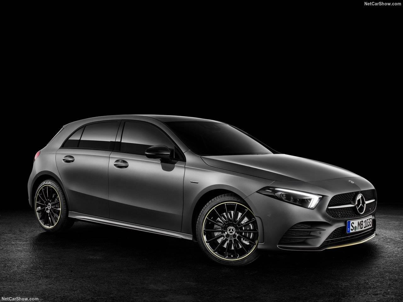 新型Mercedes-Benz A-Class(メルセデスベンツAクラス)  の全貌紹介がスタート!デザイン・スペック等を解説!日本の発売時期は?