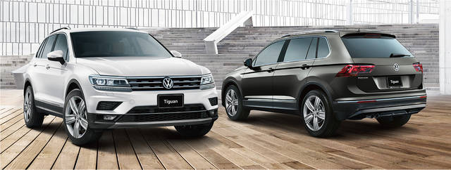 Tiguan DYNAUDIO Edition