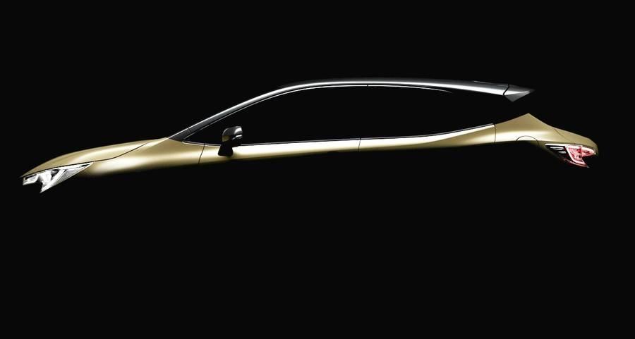 トヨタ新型オーリスフルモデルチェンジ!ジュネーブモーターショーでついに公開!