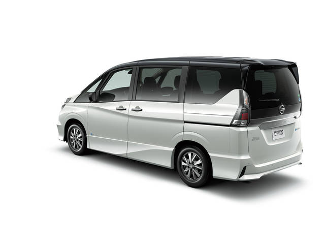 Nissan Serena e-POWER goes on sale in Japan - Global Newsroom (24652)