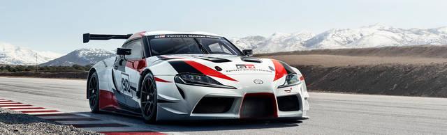 TOYOTA、ジュネーブモーターショーで「GR Supra Racing Concept」を世界初公開 | TOYOTA | トヨタグローバルニュースルーム (25234)