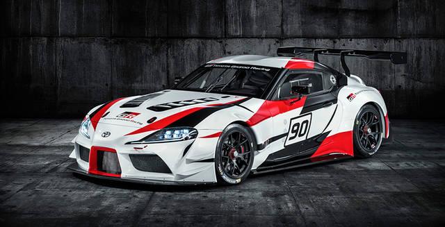 TOYOTA、ジュネーブモーターショーで「GR Supra Racing Concept」を世界初公開 | TOYOTA | トヨタグローバルニュースルーム (25240)