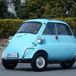 小さい!カワイイ!2人のり超コンパクト!日・独・伊で生産された超小型自動車「バブルカー」紹介!