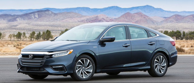 All-New 2019 Honda Insight – The Refined Hybrid Car | Honda (26675)