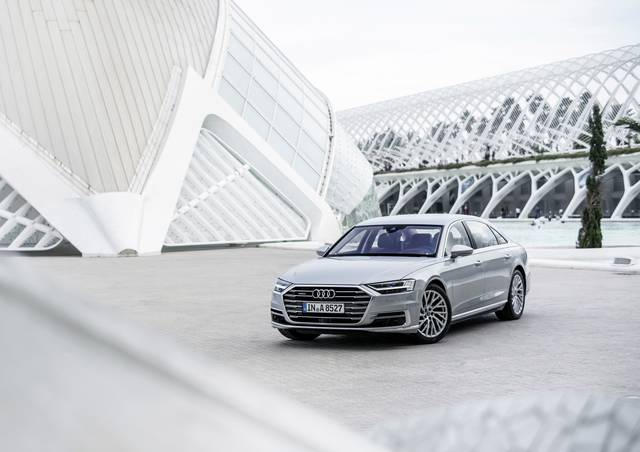 Audi A8が「ワールド ラグジュアリー カー 2018」を受賞 | Audi Japan Press Center - アウディ (27252)