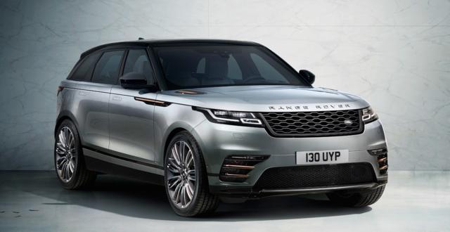 New Range Rover Velar (27257)