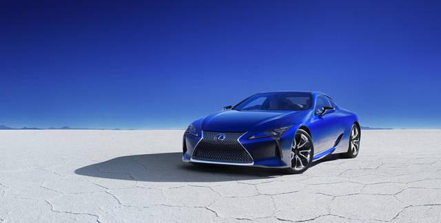 国内での累計販売台数50万台!LC「特別仕様車・Structural Blue」登場