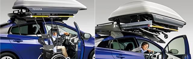 トヨタ プリウス | ウェルキャブ(福祉車両) | トヨタ自動車WEBサイト (29353)