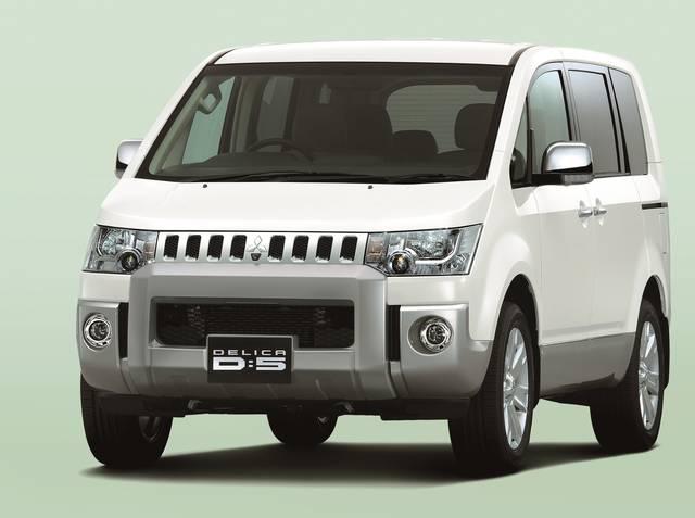 デリカD:5D-Premium<4WD>