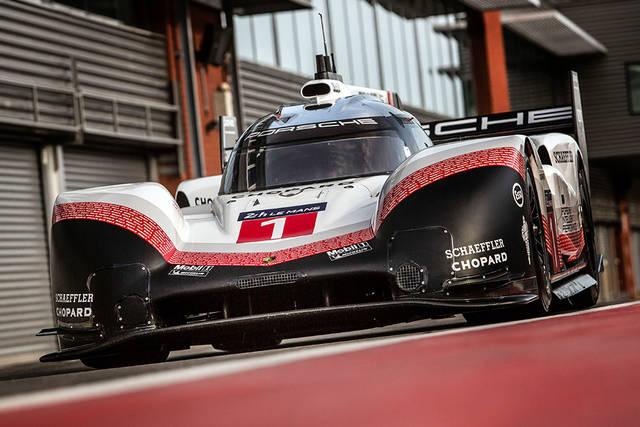 Porsche プレスリリースを読む: F1を超えたポルシェのハイブリッドレーシングカー - ポルシェジャパン (30152)