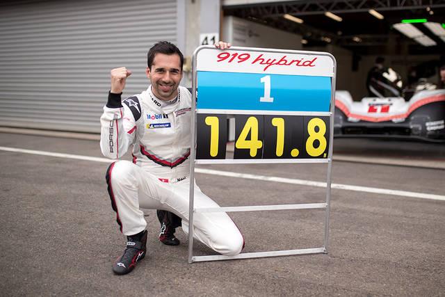Porsche プレスリリースを読む: F1を超えたポルシェのハイブリッドレーシングカー - ポルシェジャパン (30155)