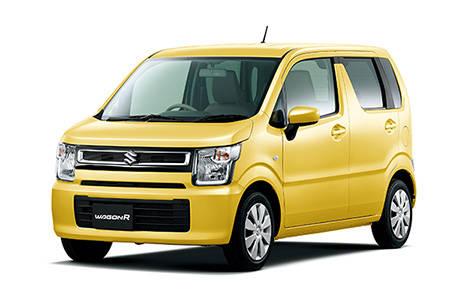 スズキ、軽乗用車 新型「ワゴンR」に5MT車を設定して発売|スズキ (30259)