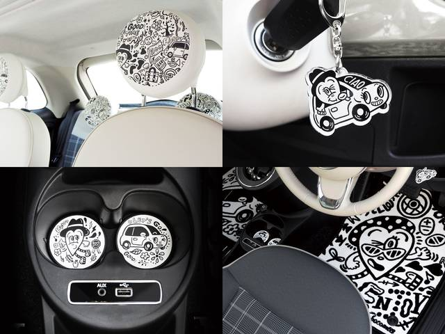 「Fiat 500 Super Pop Chocomoo Edition」を発売  | FCAジャパン株式会社 (30607)