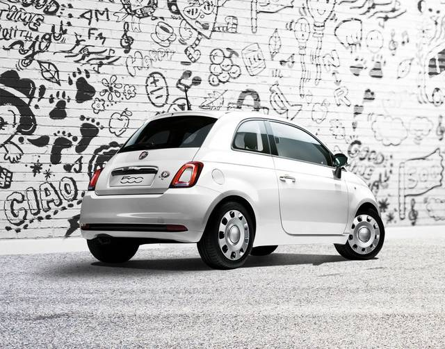 「Fiat 500 Super Pop Chocomoo Edition」を発売  | FCAジャパン株式会社 (30610)