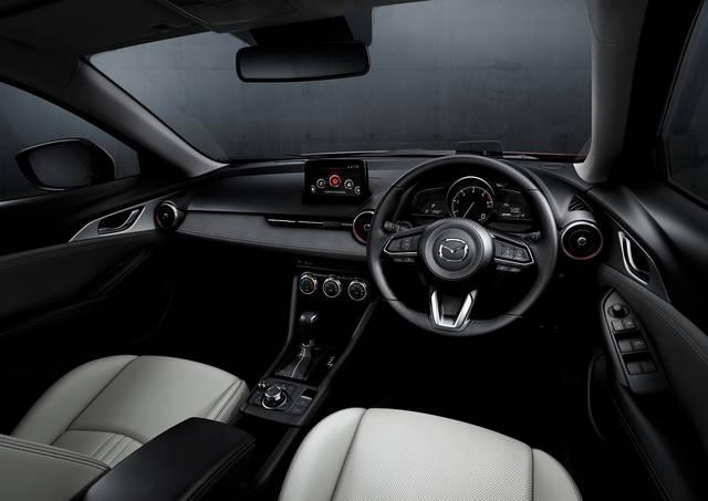 【MAZDA】「マツダ CX-3」にガソリンエンジン車を追加|ニュースリリース (30657)