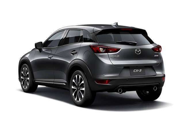 【MAZDA】「マツダ CX-3」にガソリンエンジン車を追加|ニュースリリース (30661)