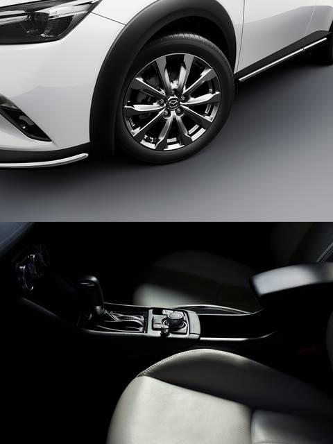 【MAZDA】「マツダ CX-3」にガソリンエンジン車を追加|ニュースリリース (30666)