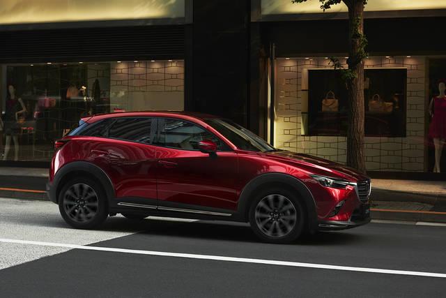 【MAZDA】「マツダ CX-3」にガソリンエンジン車を追加|ニュースリリース (30669)