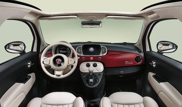 「Fiat 500C 60th」を発売  | FCAジャパン株式会社 (31247)