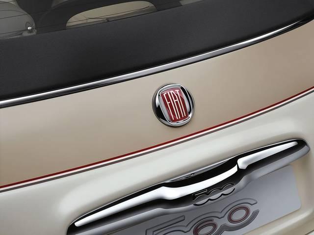 「Fiat 500C 60th」を発売  | FCAジャパン株式会社 (31250)