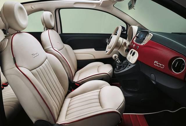 「Fiat 500C 60th」を発売  | FCAジャパン株式会社 (31262)