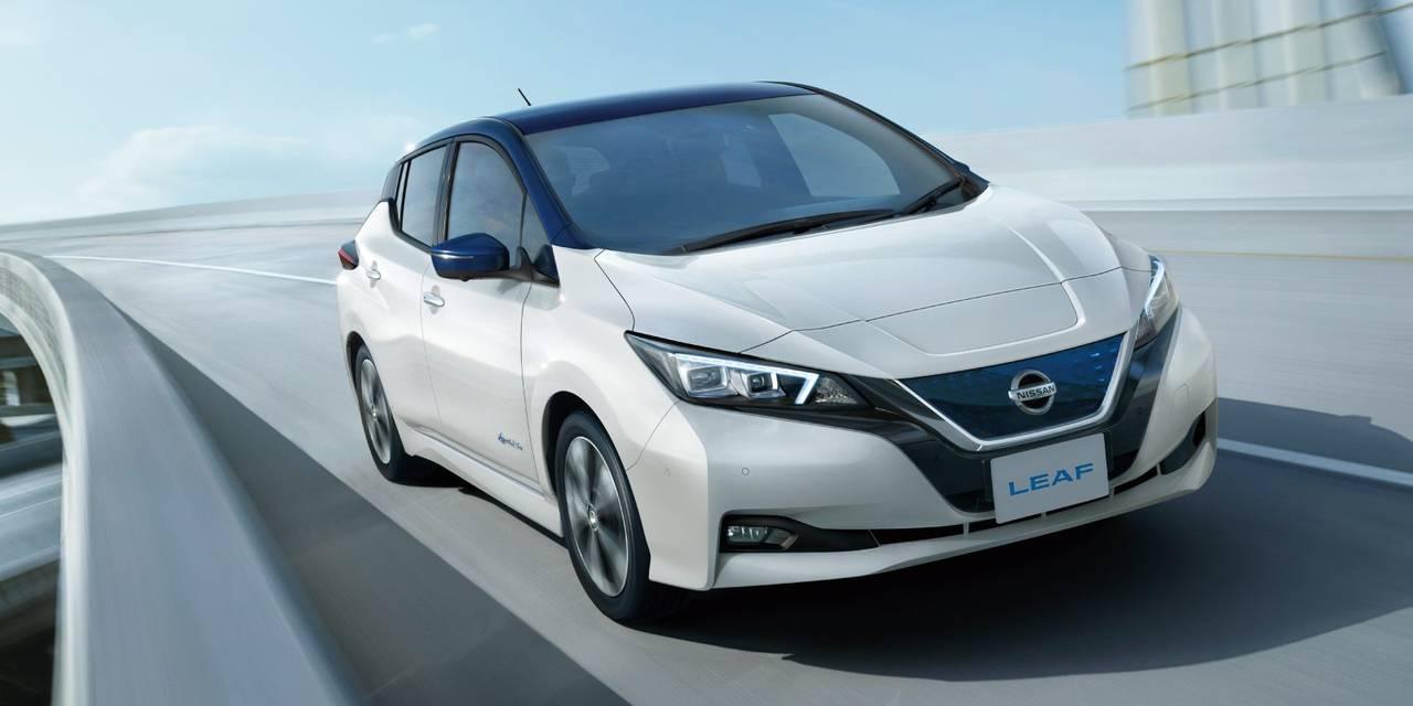 航続距離が大幅に向上!100%電気自動車、新型日産リーフの実力とは?