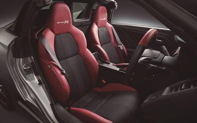 Honda | 「S660 Modulo X」を発売 (31516)