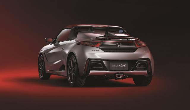 Honda | 「S660 Modulo X」を発売 (31522)