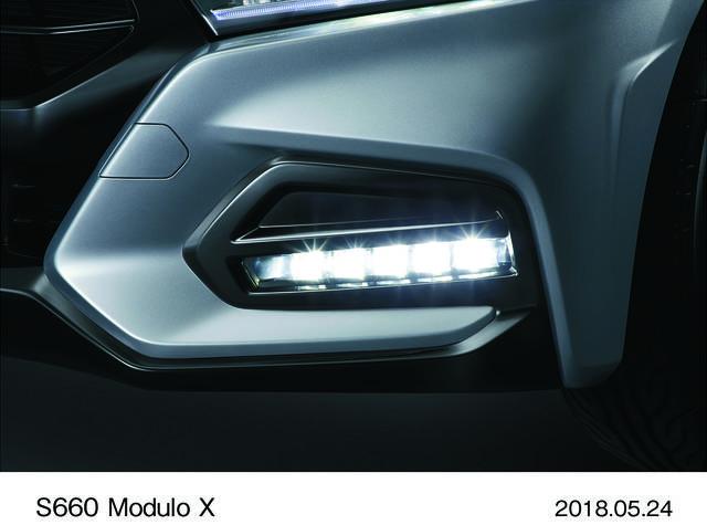 Honda | 「S660 Modulo X」を発売 (31523)