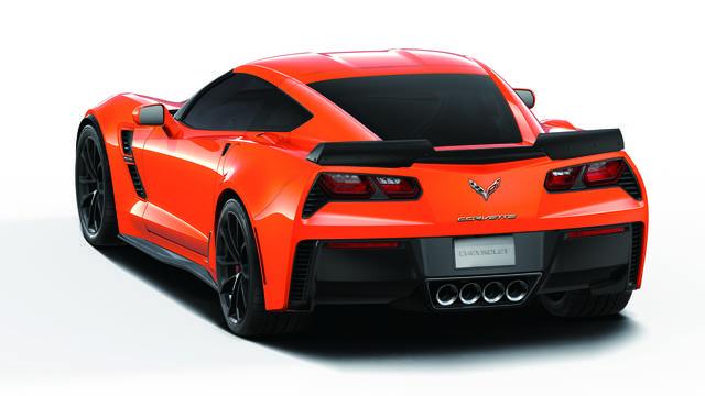 """コルベット誕生65周年記念、限定5台の特別仕様車「シボレー コルベット   グランスポーツ """"Sebring Orange 65 Edition""""」を発表 (31528)"""