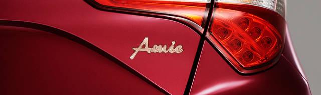 """特別仕様車F""""Amie"""""""