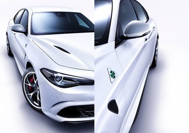 「Alfa Romeo Giulia(アルファロメオ・ジュリア)」の限定車<br />「Quadrifoglio Argento(クアドリフォリオ・アルジェント)」を発売  | FCAジャパン株式会社 (32297)