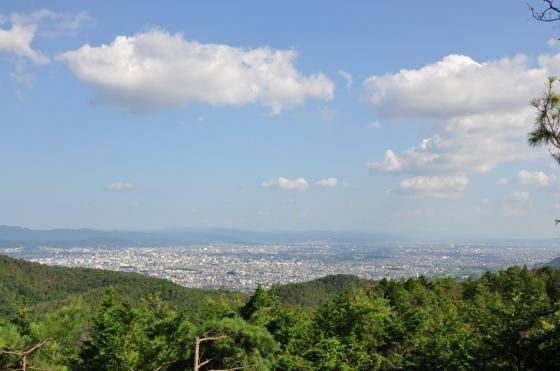 愛宕山展望台 |嵐山-高雄パークウエイ|京都の美しい景色が一望できるドライブウエイ (32874)