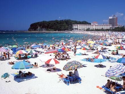 白良浜 | 白浜観光協会公式サイト | 南紀白浜観光ガイド | 海と温泉のリゾート (33069)