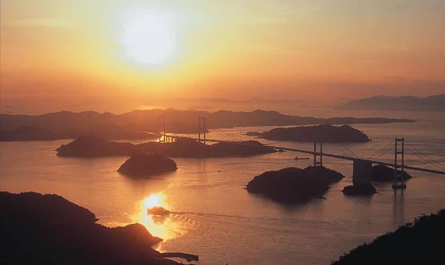 大島 亀老山:絶景ポイント:しまなみ海道「今治」探訪 (34226)