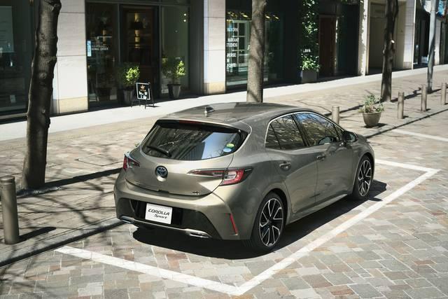 TOYOTA、新型車カローラ スポーツを発売 | TOYOTA | トヨタグローバルニュースルーム (34548)