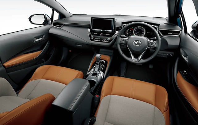 TOYOTA、新型車カローラ スポーツを発売 | TOYOTA | トヨタグローバルニュースルーム (34556)