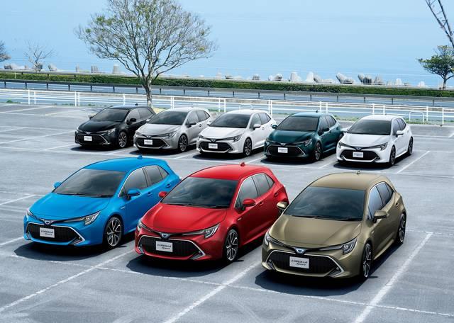 TOYOTA、新型車カローラ スポーツを発売 | TOYOTA | トヨタグローバルニュースルーム (34568)