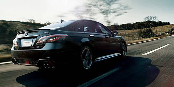 トヨタ クラウン | 価格・グレード | RS Advance/RS Advance Four | トヨタ自動車WEBサイト (34610)