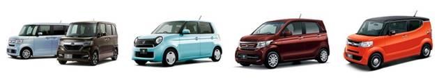Honda | 「N」シリーズの累計販売台数が200万台を突破 (35269)