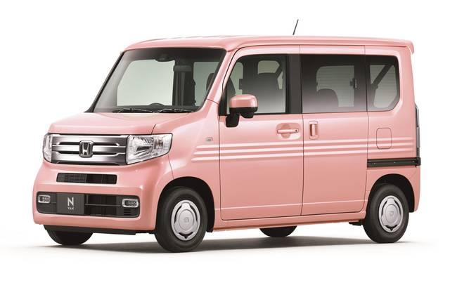 Honda | 新型「N-VAN」を発売 (36083)