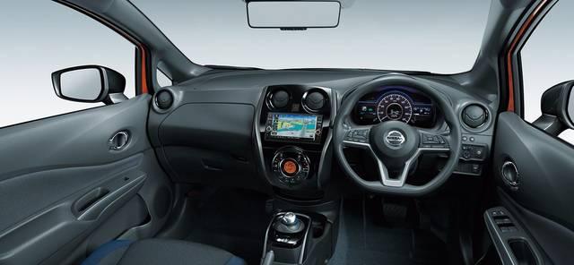 日産:ノート [ NOTE ] 電気自動車 (e-POWER) | 外観・内装 (36306)