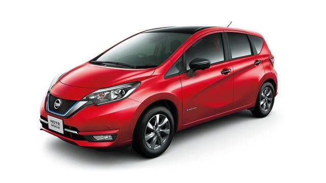 日産:ノート [ NOTE ] 電気自動車 (e-POWER) | 外観・内装 (36328)