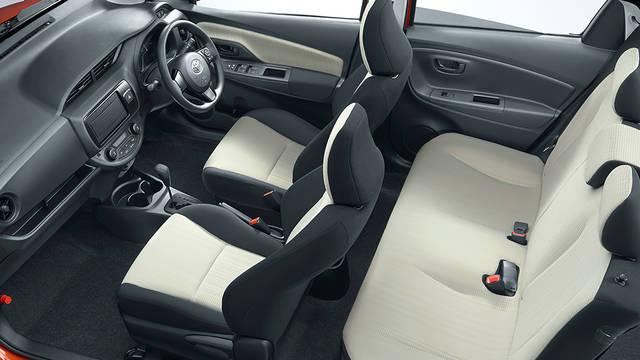 トヨタ ヴィッツ | 室内 | スペース | トヨタ自動車WEBサイト (36715)