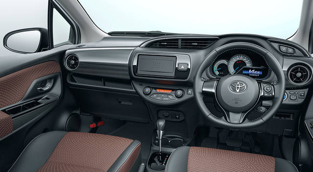 トヨタ ヴィッツ | 室内 | トヨタ自動車WEBサイト (36718)