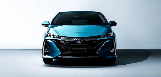 トヨタ プリウスPHV | 外観 | トヨタ自動車WEBサイト (37109)