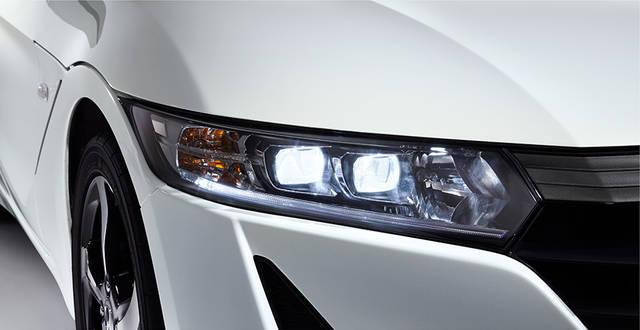 S660  ヘッドライト