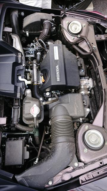 S660 リアハッチ開口部